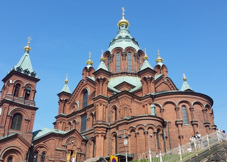 Uspenski Church