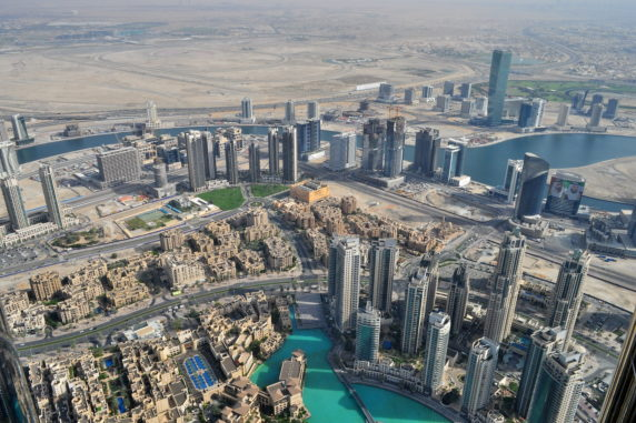 Top 8 Attractive Tourist Sights in United Arab Emirates