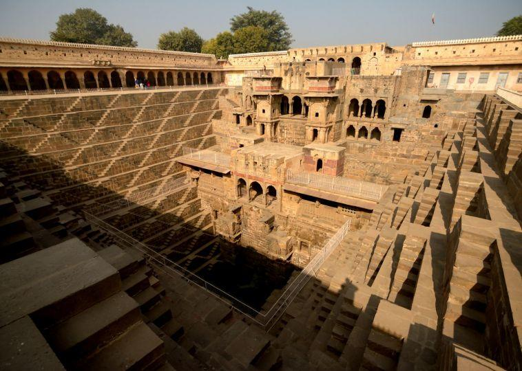 Chand Baori Stepwell