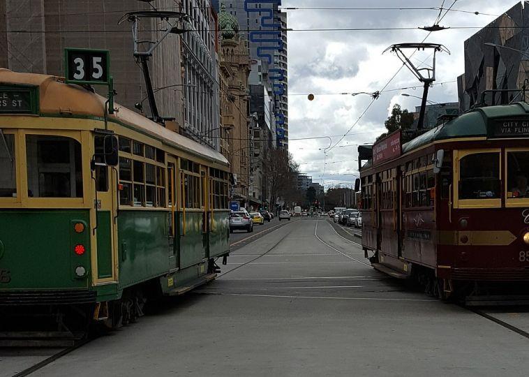 The City Circle Tram