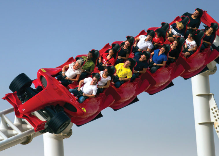 Formula Rossa, Ferrari World, United Arab Emirates