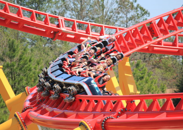 Intimidator 305, Kings Dominion Park, United States