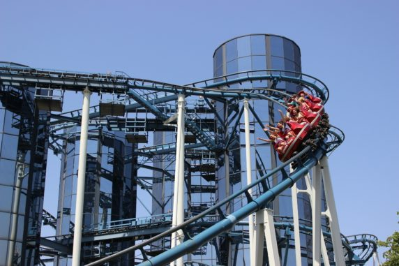 The 7 Awesome Wildest Roller Coasters in the World