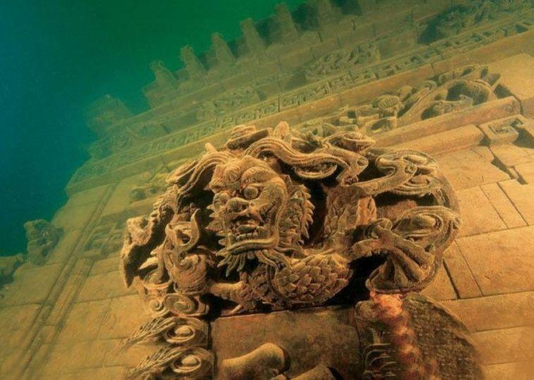 Lion City of Qiandao Lake, China