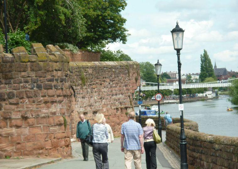 City Walls Walk