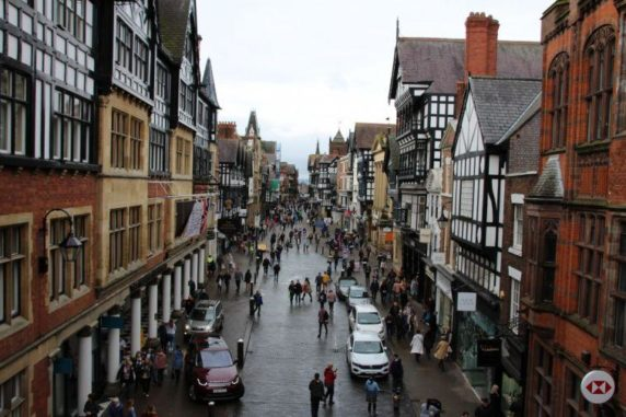 5 Best Places to See and Visit in Chester, England