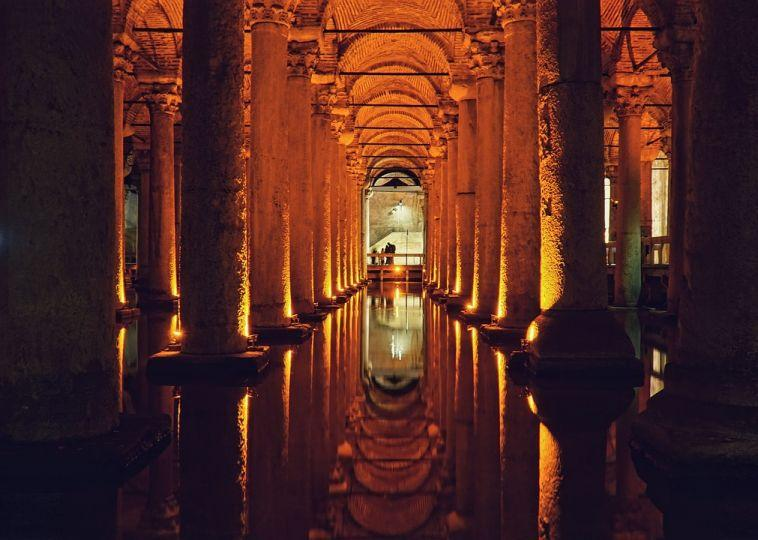 Basilica Cisterns of Istanbul