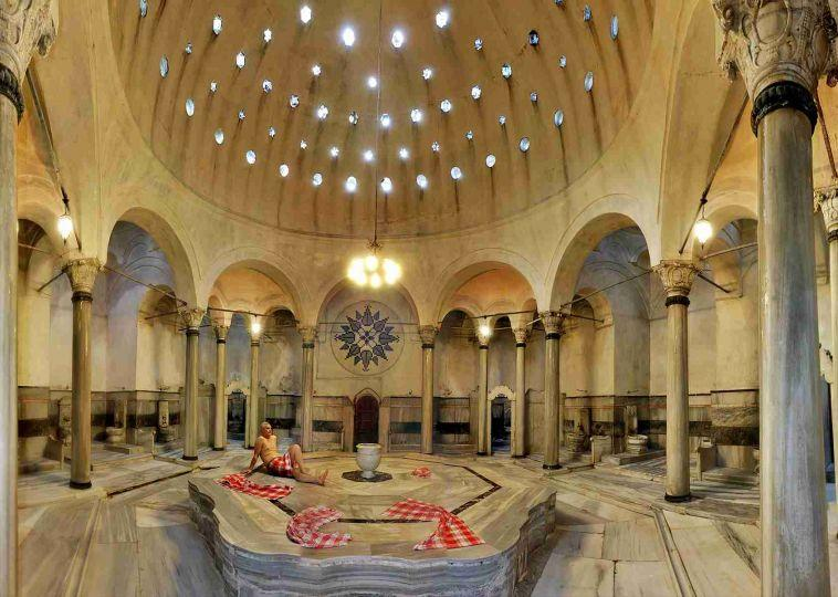 Get Into A Real Hammam