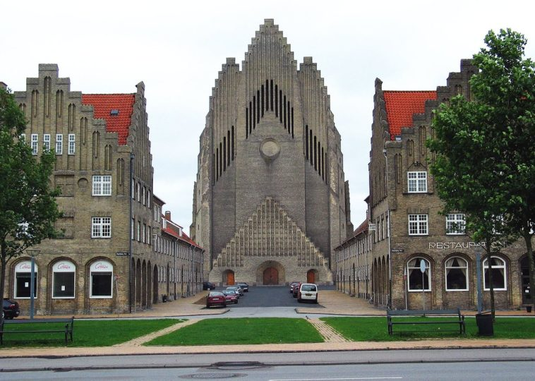 Grundtvig and #039;s Church, Denmark