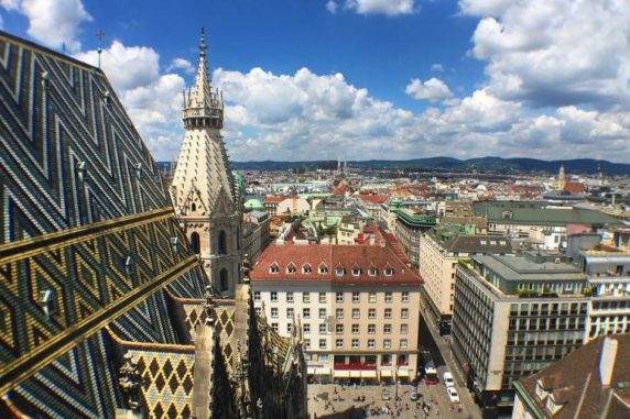5 Famous Places to Visit in Vienna, Austria