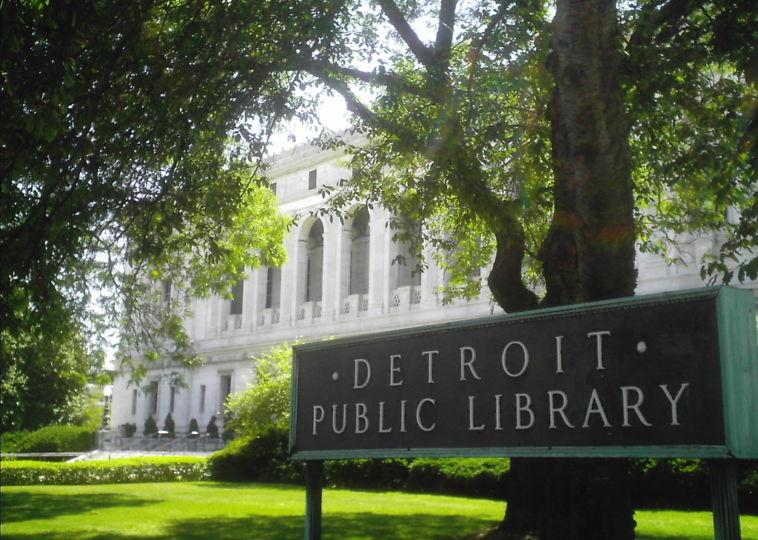 The Detroit Public Library