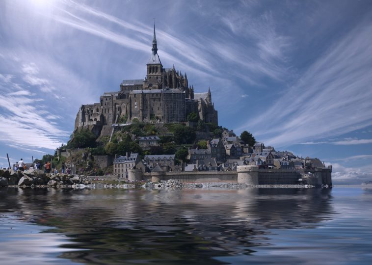 Saint Michel, Normandy