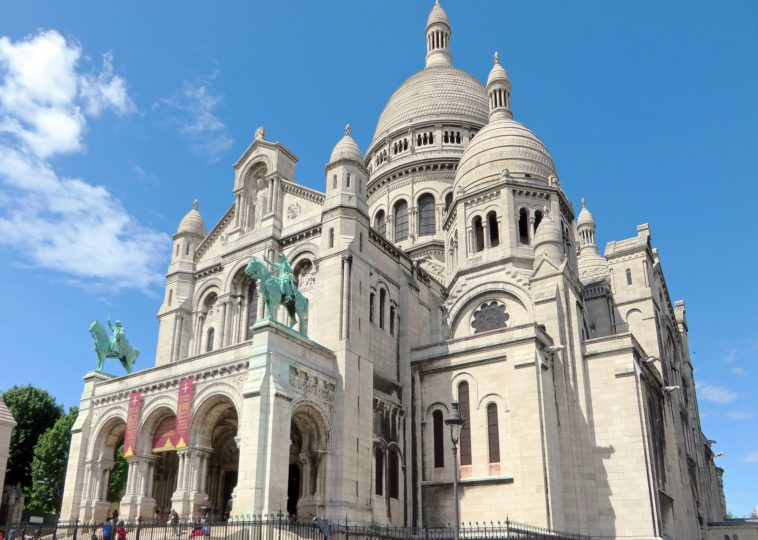 Basilica of Sacred Heart of Paris