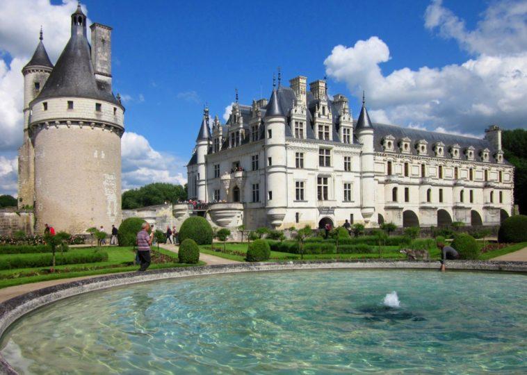 Chateau De Chambord, Loir Et Cher