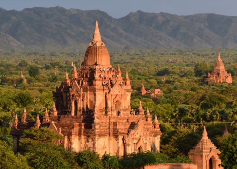 Visit the Temples of Bagan