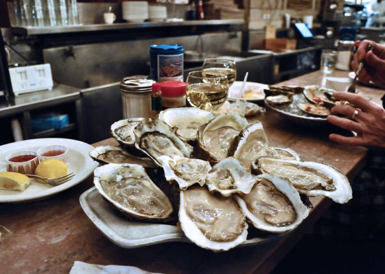 Try Some Oysters