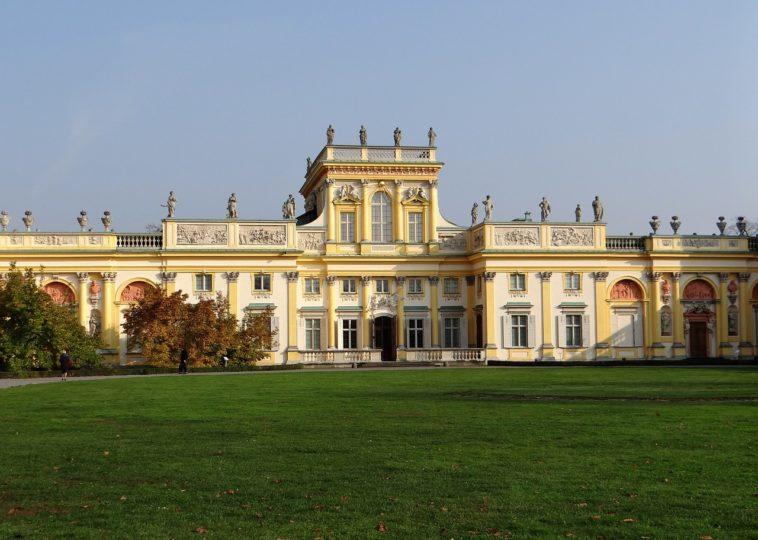 Wilanow Palace, Poland