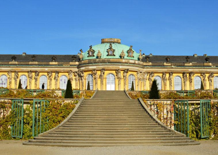 Sanssouci Palace, Germany
