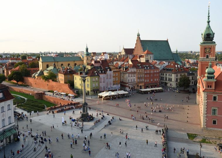 The 5 Memorable Things to See in Warsaw, Poland's Capital