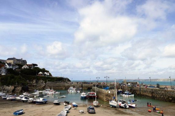 Revisiting the Beautiful and Magnificent Scenes in Cornwall Region, England