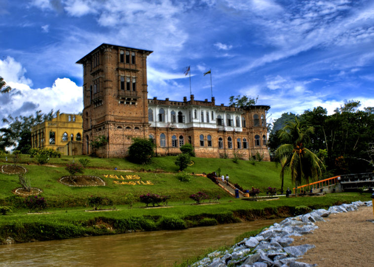 Kellie and #039;s Castle, Malaysia
