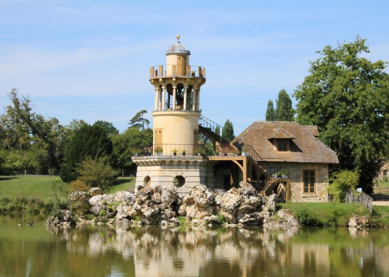 Petit Trianon, France