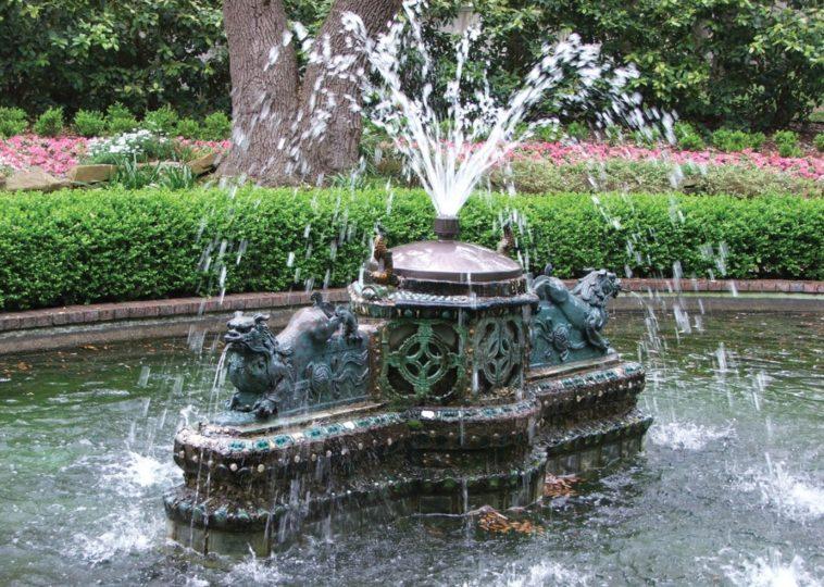 Chandor Gardens, Texas