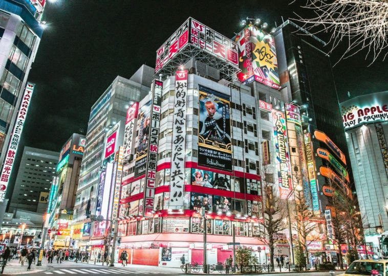 The 5 Super Popular Hostels in Tokyo