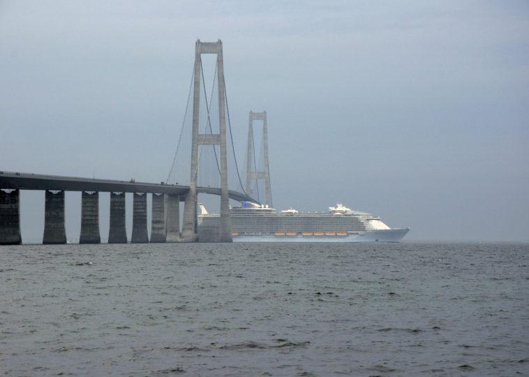 Great Belt Bridge, Denmark
