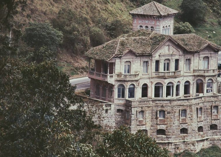 Haunted Salto Hotel, Columbia