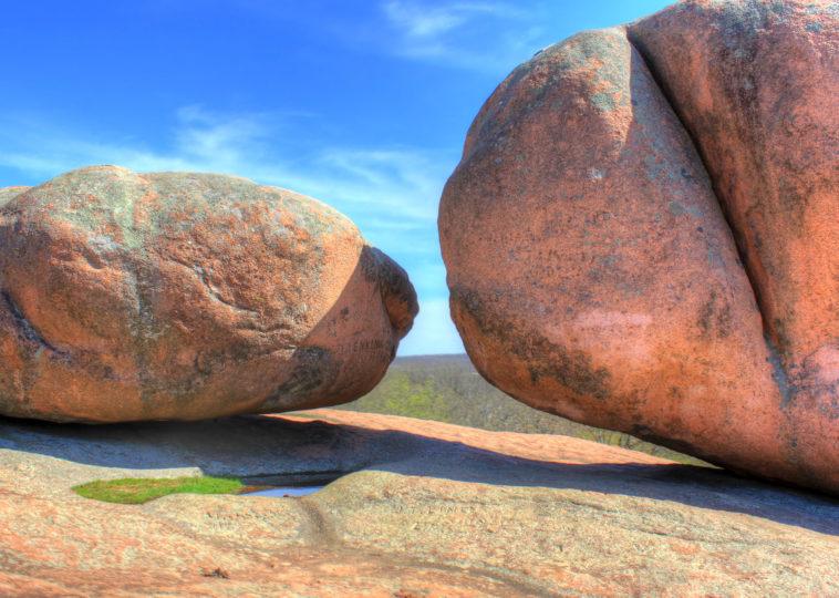 Elephant Rocks, Missouri
