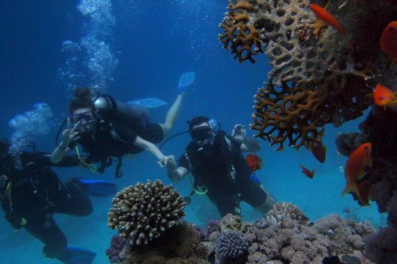 5 Most Unique Places to Go Scuba Diving