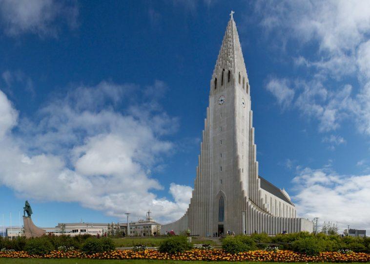 The Church of Hallgrimur, Iceland