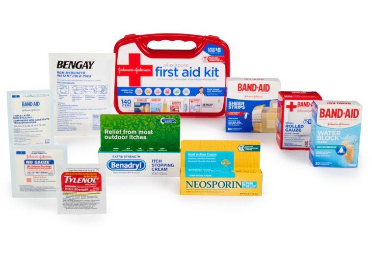 Take A First Aid Kit